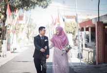 The Wedding of  Cindi & Wanto by kolektifphotovideo