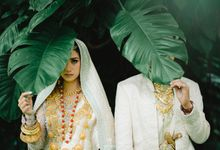 The Wedding of Ninda & Dedek by TeinMiere