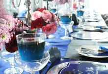 Nurull's Electric Blue Birthday Lunch by 1994 Decoration