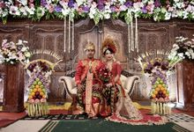 Ayu Awen & Arief Wedding Reception by Our Wedding & Event Organizer