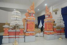 Ayumas & Krisna Wedding Decoration by Our Wedding & Event Organizer