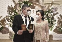 New Normal Wedding of Gege & Hanna by Our Wedding & Event Organizer