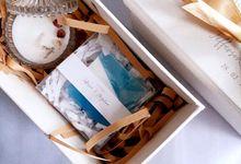 Jefferson & Angeline Wedding Giftset by nunagift