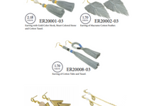 Earrings by Susila Jewelry