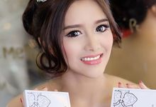 Ester Bride Makeup by Natcha Makeup Studio