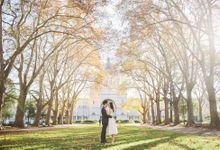 Winter Engagement by Neiyo Photography
