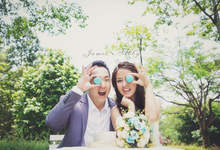 Pre Wedding port folio by Nelson Boon Photography
