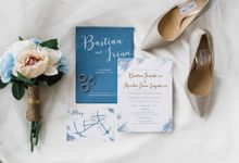 The Wedding of Bastian & Irena by NERAVOTO