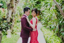 The Wedding of Tommy & Leona - Bali by NERAVOTO