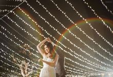 Never Can Say Goodbye -  The Wedding of Roby and Ave by Adi by Axioo