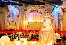 Ali and Mei Wedding at Matahari Ballroom by Hotel Sunlake