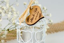 Personalized Wood Wedding Gifts by Personalized Favors