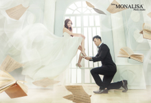 Pre wedding photo shoot  by NEW MONALISA PHOTO STUDIO