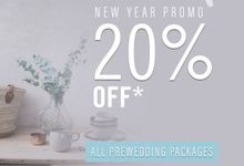 New Year Prewedding Promotion by Dfleur Photography