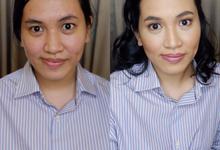 CHARLENE by NEZ Makeup Artistry