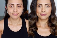 TANYA  by NEZ Makeup Artistry