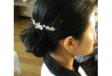 BRIDESMAIDS HAIRDO - INDAH by Priska Patricia Makeup