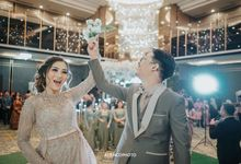 THE WEDDING OF DAVITA & DEVIN by alienco photography