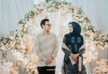 THE ENGAGEMENT OF WILDAN & DINDA by alienco photography