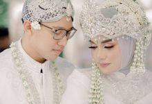 THE WEDDING OF YONA & ROBI by alienco photography