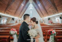 THE WEDDING OF YOSSIE & ADRIAN by alienco photography
