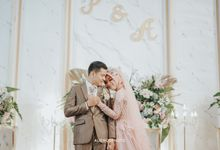 PURI ARDHYA GARINI WEDDING OF ALDY & PUTRI by alienco photography