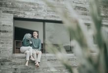 PREWEDDING OF RIRI & KUKUH by alienco photography