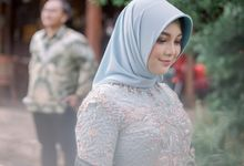 THE ENGAGEMENT OF AMEL & HAMZAH by alienco photography