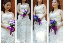 Hongkong Client Prewedding by Jyun Liang Makeup Artist