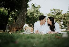 Nabila & Harits Couple Session by TeinMiere