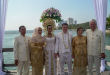 Wedding Day of Nial & Bella by D'banquet Pantai Mutiara