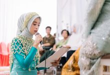 Quran Recitation Siraman Ceremony and Ngeuyeuk Seureuh Shafira and Gagah by Kalyaharsa