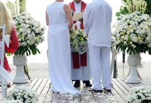 Wedding Heather & Barry by Anantara Seminyak Bali Resort