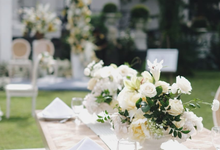 Outdoor Wedding  by Nicca