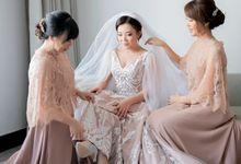 Pullman Thamrin - Nico & Melliah by Maestro Wedding Organizer