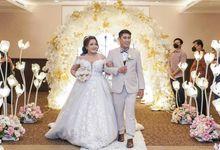 Wedding Of Nico & Cynthia by Ohana Enterprise