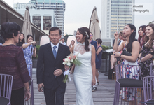 Blissful Wedding by Nicole Lo Photography
