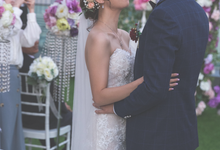 Peter & Rain Wedding  by Nicole Lo Photography