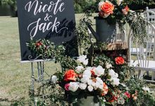 Nicole & Jack by Visually Creative