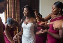Nigerian Wedding in Hampshire by Obi Nwokedi Photographers