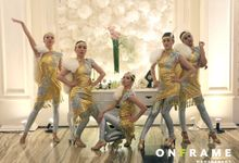 Prizka & Ichan Wedding by onFrame Dance Management