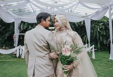 Geeta & Ariefa Wedding by Nikahsamakita