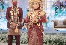 Azka & Wisnu Wedding by Nikahsamakita