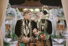 Adit & Finny by Nikahsamakita
