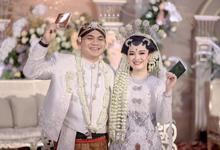Winda & Dhiya Wedding by Nikahsamakita