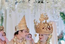 Anin & Riyan Wedding by Nikahsamakita