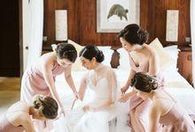 Edward & Jessica by Bali Wedding Paradise