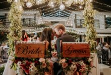 Wedding of  Nilam & Lukas Ganz by Nika di Bali