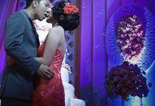 Nina & Tono The Wedding by Faust Photography