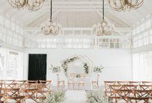 The Wedding of Nindya & Zenga by Elior Design